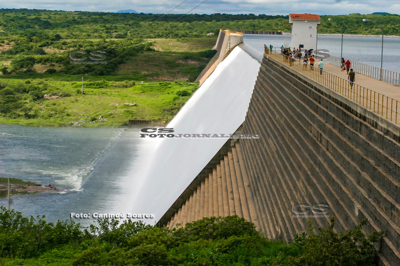 Barragem Santa Cruz