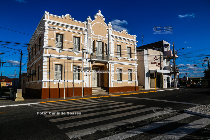 Sede da Prefeitura de Currais Novos