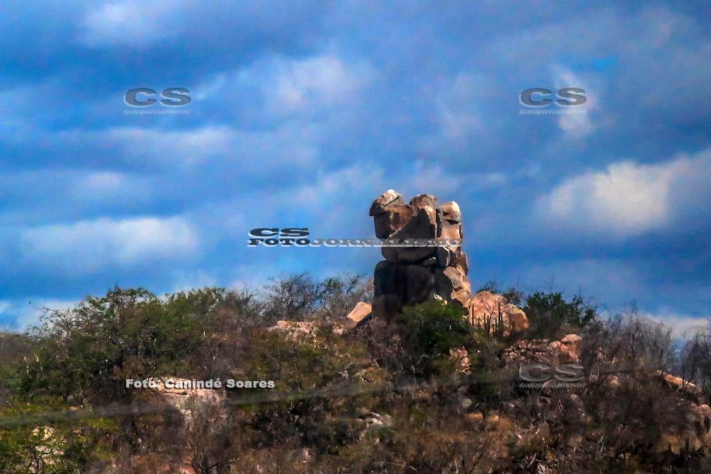 Pedra de Frei Damião
