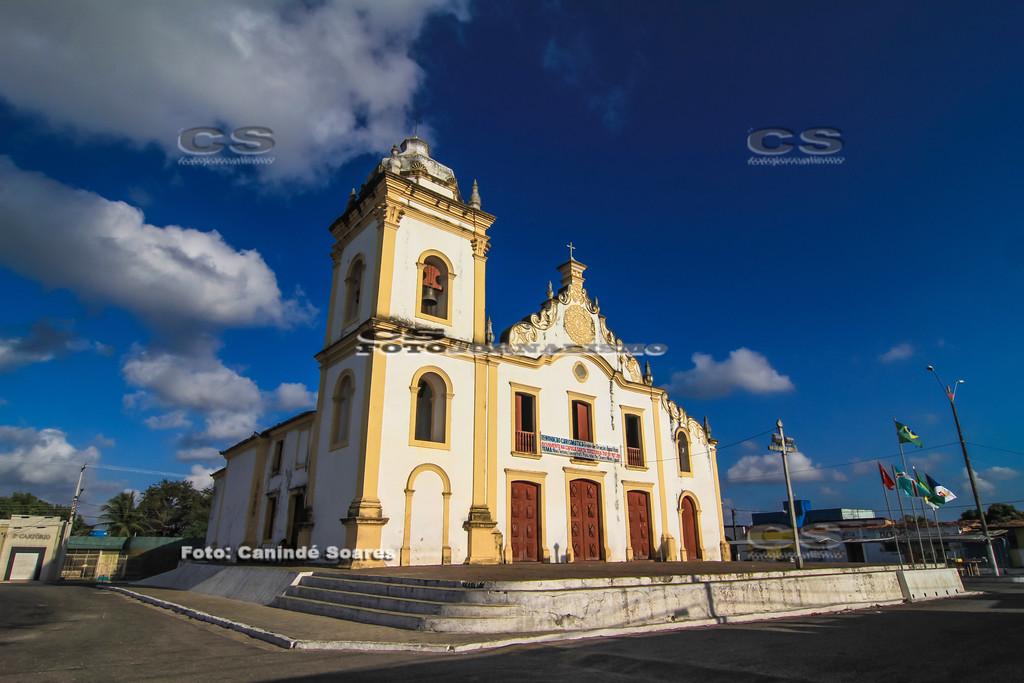 Igreja Matriz de São Gonçalo do Amarante, RN