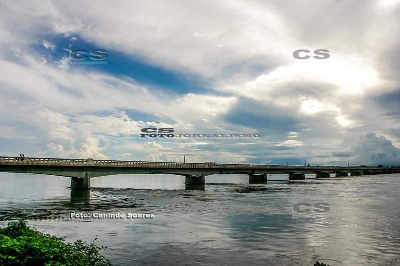 Ponte sobre rio Piranhas/Assu