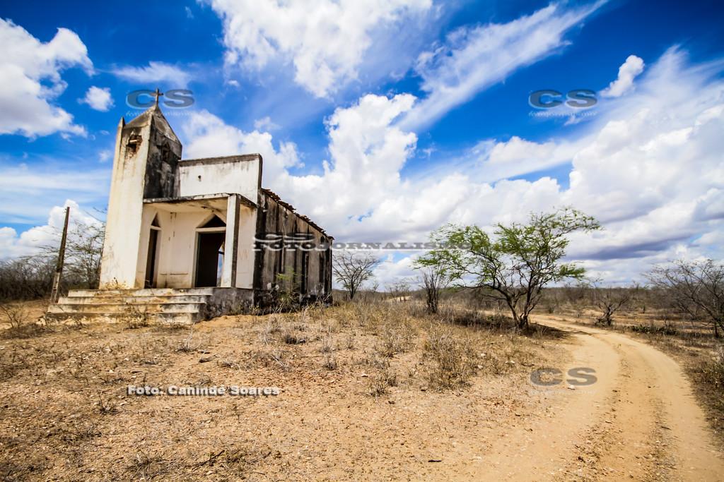 Capela em ruina