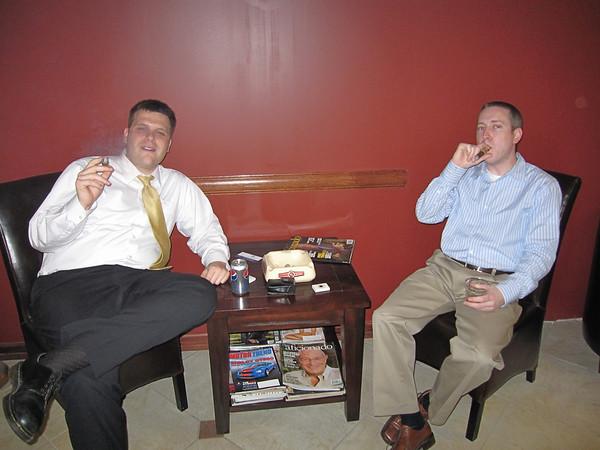 Cigars & Liquors