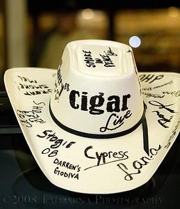 NUb event Serious Cigars 080708