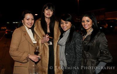 Dec 13, 2012; Houston, TX, USA;  Stogies 2012 Holiday Party