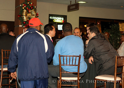 Stogies Holiday Party & Room 101 Event 12/13/12