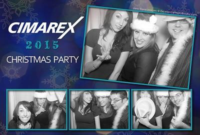 Cimarex 2015