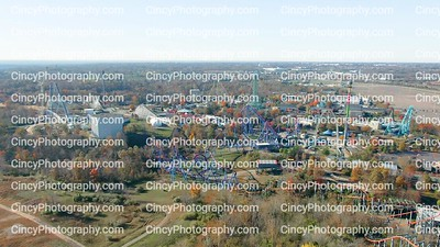 Kings Island Drone Photography