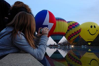 Hot Air Balloon Photographer