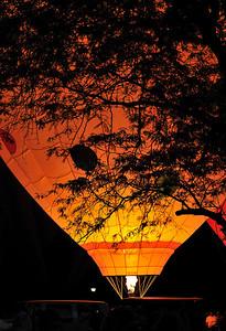 Hot Air Balloon Photography - Dennis Camp
