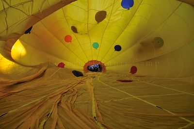 Party Balloon Inflate Hot Air Balloon Photography - Dennis Camp