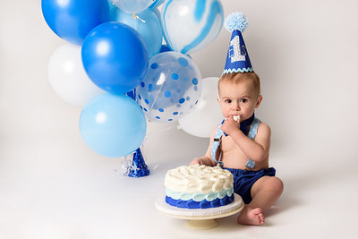 Cincinnati First Birthday Photographer