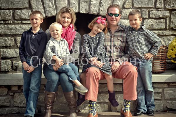 Cincinnati Ohio Family Portrait Photography