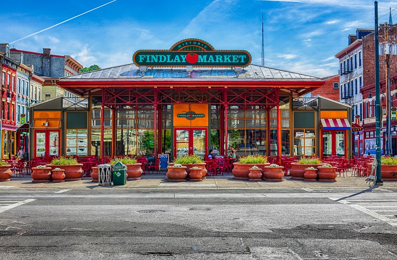 Findlay Market Morning