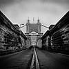 The Roebling Suspension Bridge - 2