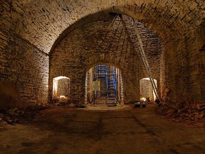Gerke Lagering Tunnels #1