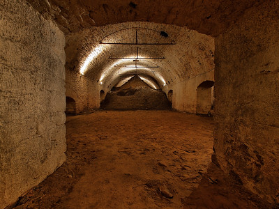 Kaufmann Brewery Lagering Tunnels #1
