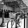 findlay market bike_HDR2_BW