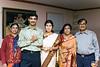 Mom, Senthil, Roopa, Mala & Narayan