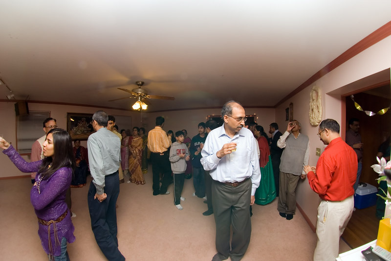 Meera, Sesh, Nagaraj and Krishna