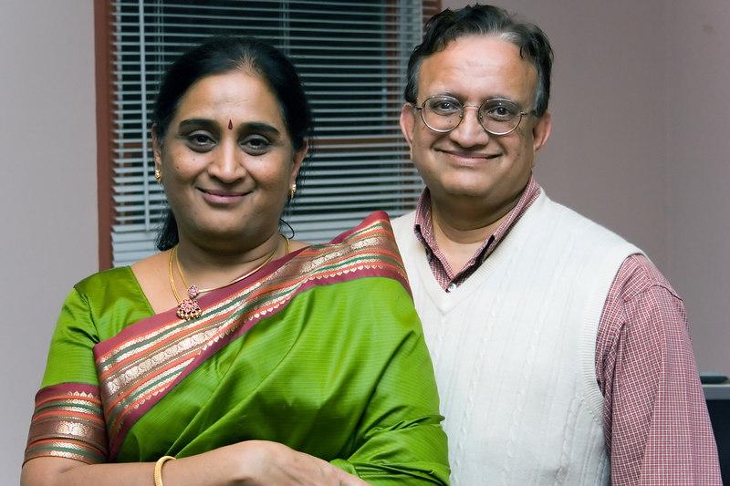 Usha & Vijay Raghavan