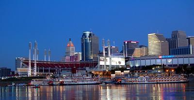 Tall Stacks, Cincinnati Ohio