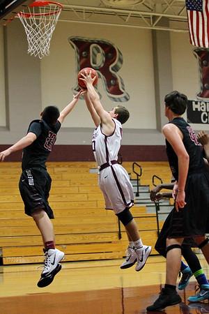 CRHS Basketball 2014-2015