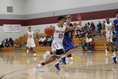 CRHS Freshmen Basketball 2013-14