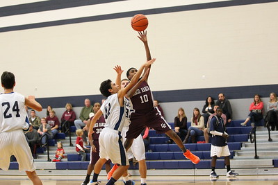 Cinco B v Tomball Memorial 12-28-13