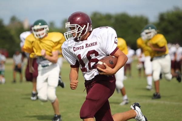 CRHS Freshman Football 2010
