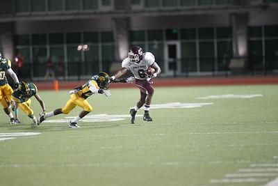 CRHS Varsity Football 2011