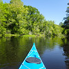 Launching onto Horseshoe Creek