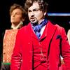 Baritone Jose Adan Perez is Dandini in San Diego Opera's CINDERELLA. October, 2016. Photo by J. Katarzyna Woronowicz Johnson.