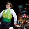 Tenor David Portillo is Don Ramiro in San Diego Opera's CINDERELLA. October, 2016. Photo by J. Katarzyna Woronowicz Johnson.