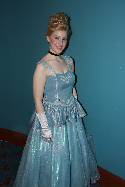 Cinderella - Bows, Lobby and Back Stage