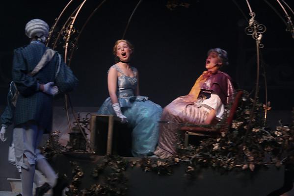 Cinderella - Outside the Royal Palace