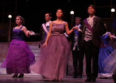 Cinderella - The Royal Ballroom