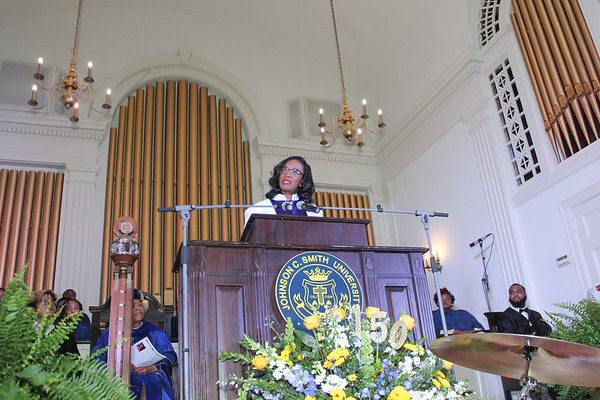 Cindy Kent- Baccalaureate Speaker: Friday, May 19, 2017