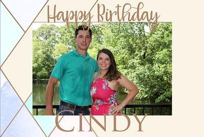 Cindy Wood's Birthday