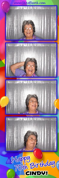 Cindy's 70th Birthday Party