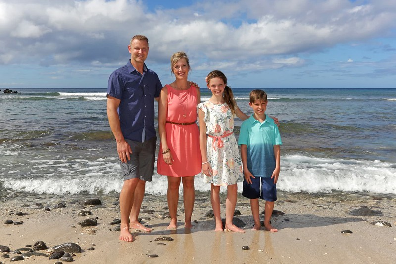 Cinemagraph - Maui Family Portraits - Joe West Photography