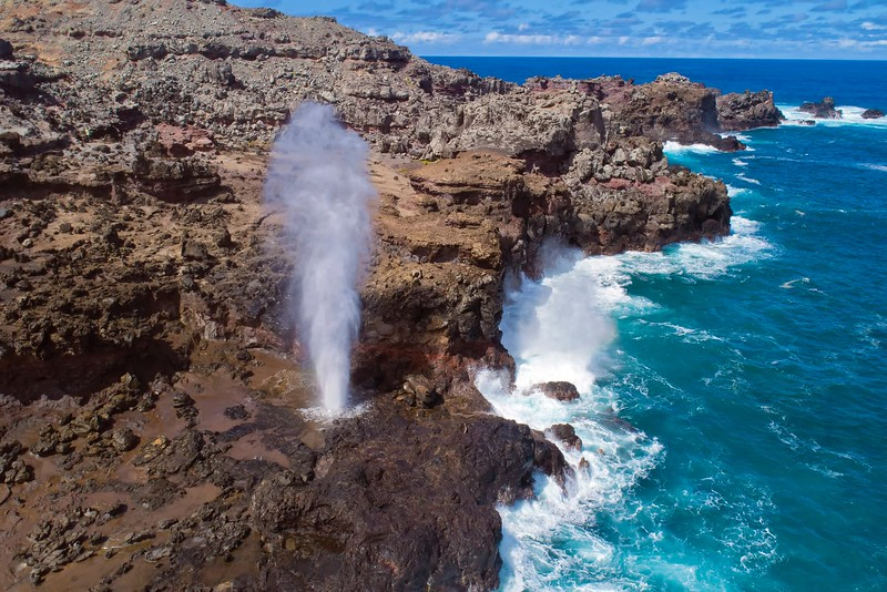 "Cinemagraph - ""Nakalele Blowhole"" - Joe West Photography"