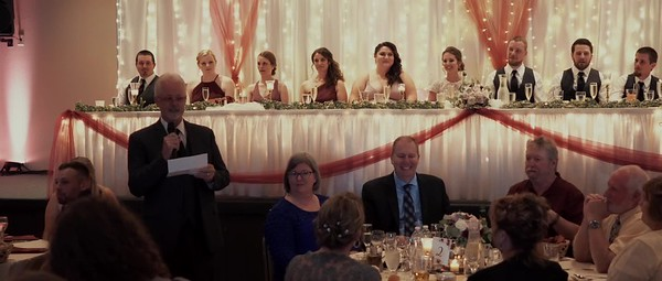 Lindsey & Joe's Wedding Day Story