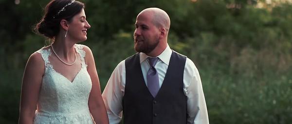 Ashley & Jacob's Wedding Day Story