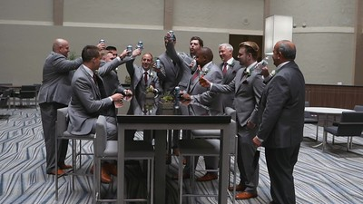 Tristan & Brett's Cinematic Wedding Day Film