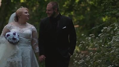 Kristi & Tylers Wedding Day Story