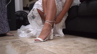 Samantha & Sean's Wedding Day Story