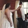 Stephanie & Derek 1st look