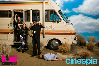 breaking bad photo booth
