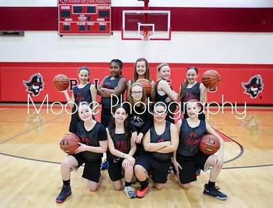 Cinnaminson Basketball 2018